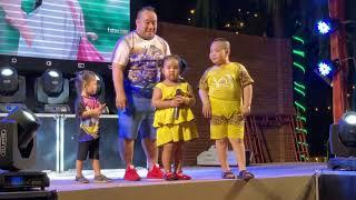 Hiếu Hiền cùng con gái 3 tuổi hát phục vụ khán giả | Hiếu Hiền Giải Trí Việt
