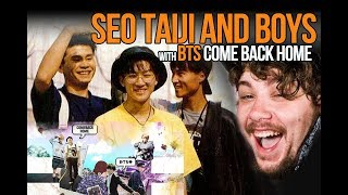 Mikey Reacts to Seo Taiji and Boys with BTS Come Back Home