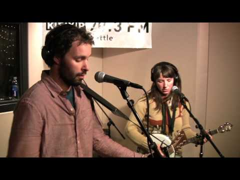 Blind Pilot - One Red Thread (Live on KEXP)
