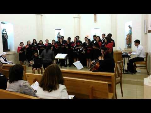 Villancico de las Campanas, Concierto Navidad  Coro PJud. Concepción + Coro Odonto UdeC.