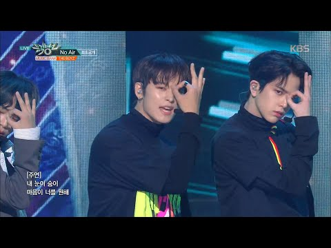 뮤직뱅크 Music Bank - No Air - THE BOYZ.20181130