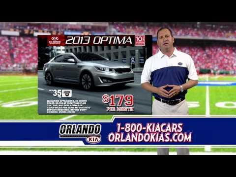 Kickoff To Savings-Orlando Kia