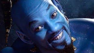 Disney Breaks Silence On Will Smith Genie