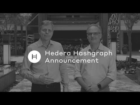 Hedera Hashgraph News: Business Update, Crowdsale, Hedera18, & more