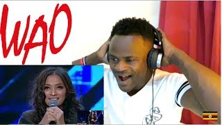 Bella Santiago - Adele's Rolling in the deep on The X Factor Romania  (REACTION )
