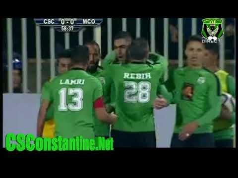 CSC 1 - MCO 0 : Le but de Abid