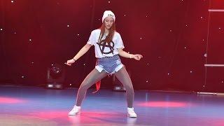 J.P - 2nd Place Hip Hop Solo Senior / Dance Fest Novi Sad 2014 / AQUA