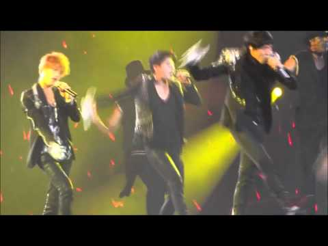 JYJ 2011 World Tour 6 JYJ Be the one