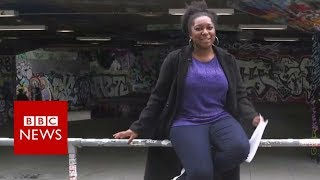 The secret world of slang - BBC News