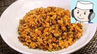 Sichuan-style Fried Rice