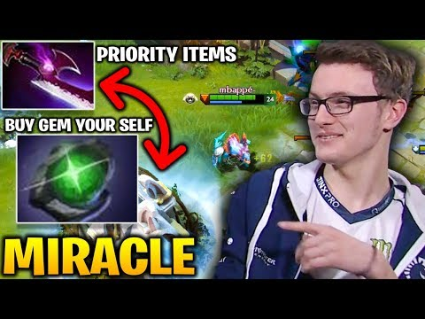 Miracle Slark Priority Items to Counter Enemies - Farm Hard Buy Smart!