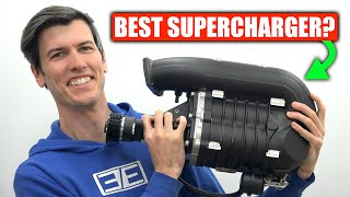 What's The Best Supercharger? Roots vs Centrifugal vs Twin-Screw vs Electric