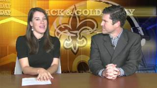 Saints-Ravens predictions: Black and Gold Today