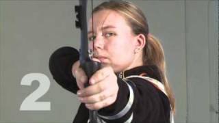 Techniques pour viser en tir à l'arc
