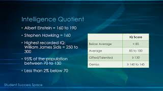 What is Intelligence (IQ)?