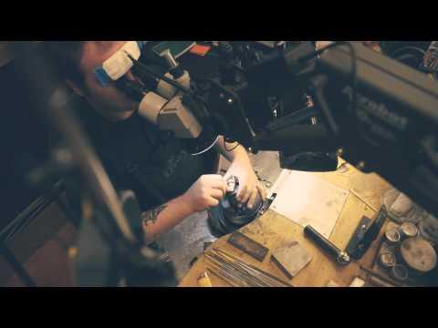 HEAVY METAL: Hand Engraving