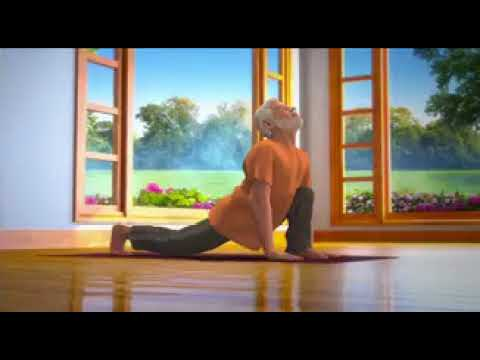 yoga with modi surya namaskar