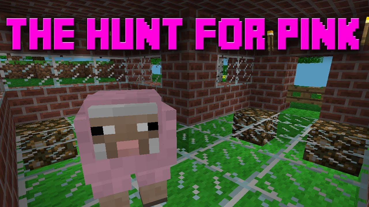Images of Minecraft Baby Sheep Pink - www industrious info