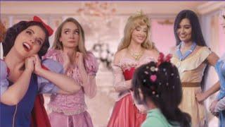 REAL LIFE Vanellope X Princess Trailer Wreck It Ralph 2   Jbunzie
