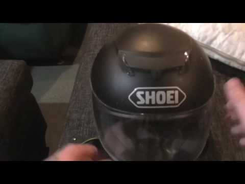 video Shoei Raid II