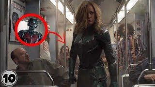 Easter Eggs You Missed In The Captain Marvel Trailer