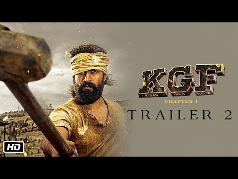 KGF Trailer 2 - Hindi - Yash - Srinidhi