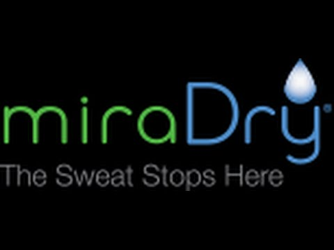 Excessive sweating-  get dry with  miradry in vancouver bc