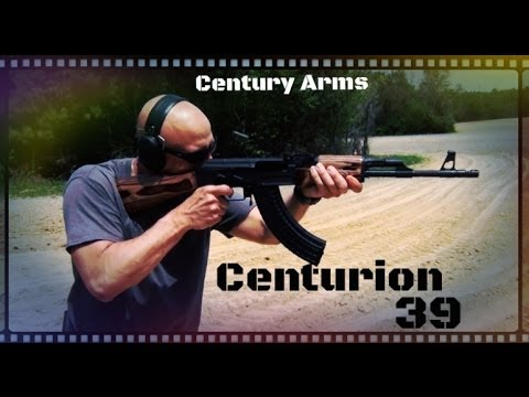 Baixar Centurion C39 USA Made Milled AK-47 Rifle Review (HD)