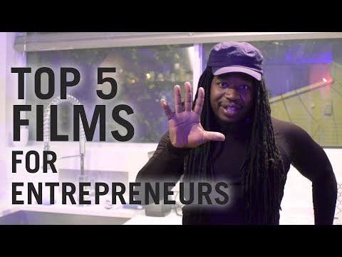 The Top 5 Films For Entrepreneurs