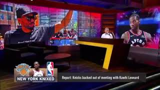AN EARTHQUAKE HAPPENED LIVE ON THE HERD AND COLIN COWHERD REACTS !!