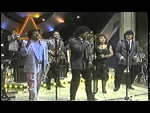 JOSSIE ESTEBAN & WILFRIDO VARGAS (Dos Videos 1988) - MERENGUE CLASICO