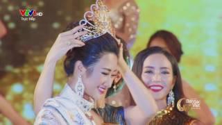 Khoảnh khắc đăng quang của Trần Thị Thu Ngân, Hoa hậu Bản sắc Việt toàn cầu 2016 (Official Full HD)