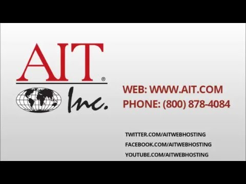 Mobile-ready, business websites from AIT