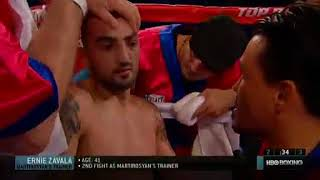 Vanes Martirosyan vs Demetrius Andrade Full Fight