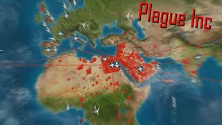 Solving My Problems By Killing The World   Plague Inc