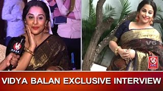 Bollywood Actress Vidya Balan Face To Face Exclusive Interview