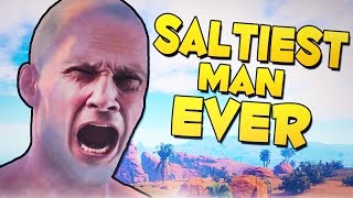 SALTIEST MAN EVER! - Rust Funny Moments (MAD MEDIC)