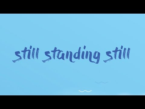 flor x Lostboycrow - still standing still (Lyric Video)