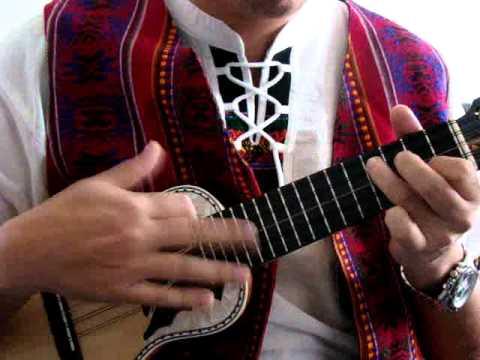 Leño Verde - Ernesto Cavour - Charango Boliviano Delgadillo