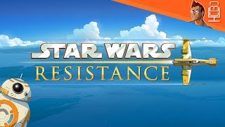 Star Wars Resistance has many fans worried