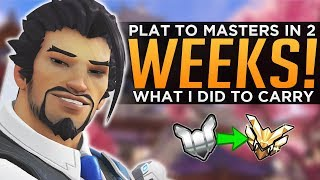 How I Ranked Up from Plat to Masters in 2 Weeks!