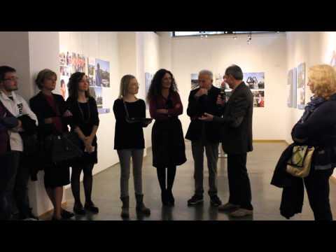 """Inaugurazione mostra """"Adwa racconta Adwa"""" video n.1"""