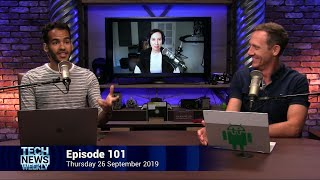 Homepod With a Mouth - Tech News Weekly 101