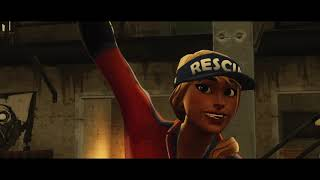 GASHI - Creep On Me (Official Video) Fortnite Edition