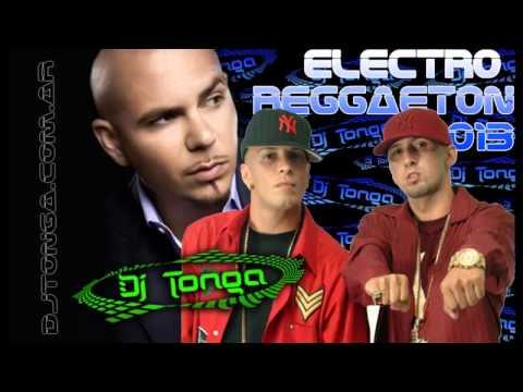 NEW ELECTRO REGGAETON VERANO 2013 CLUB REMIX ALEXIS Y FIDO VS PITBULL