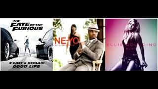 Ne-Yo, Ellie Goulding, Kehlani & G-Eazy - Burn Independent Life (Mashup)