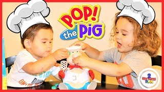 Pop the Pig for toddlers | Pop the Pig Unboxing | 2 Brothers Play