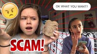 LIFE OF A SQUISHY SCAMMER! || christine marie
