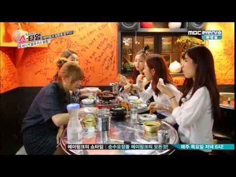 Apink showtime ep 3 part 3 eng sub