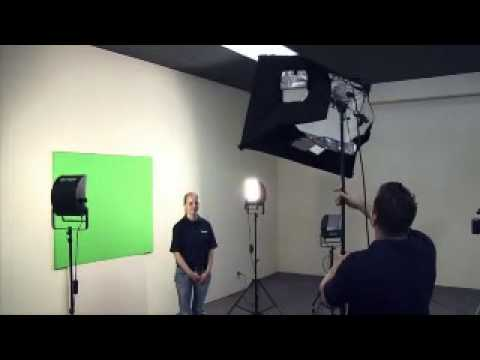 Green Screen Tutorial: How to Light A Green Screen